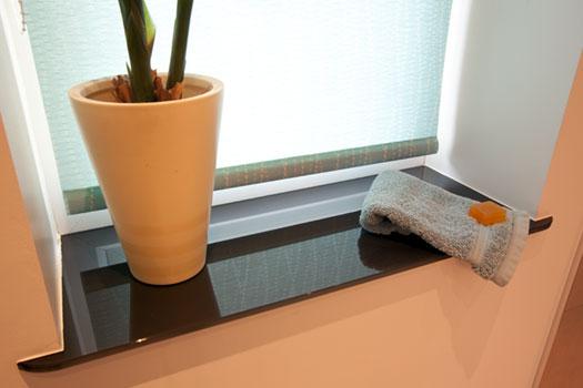 Bathroom work surfaces